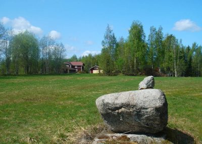 Loma-asunto / cottage Lamminkangas