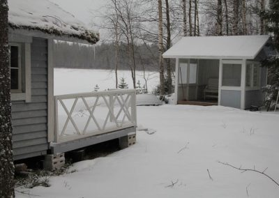 Loma-asunto / cottage Piennarpää