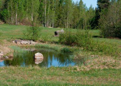Ympäristö, Lamminkangas