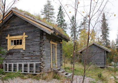 Aitat / cabins Ahkula & Kukkula