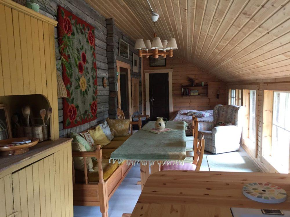 Cottage Riimantupa